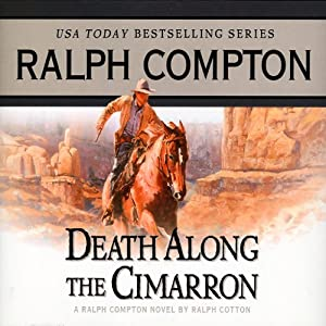 Death Along the Cimarron Audiobook