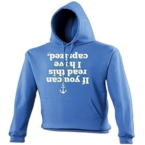 123t-Unisex-IF-YOU-CAN-READ-THIS-I-HAVE-CAPSIZED-Distressed-Style-Print-Hooded-Sweatshirt