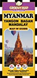 img - for Groovy Map n Guide Myanmar book / textbook / text book