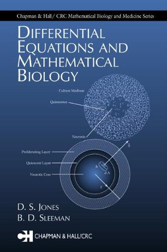 Differential Equations and Mathematical Biology (Chapman & Hall/CRC Mathematical and Computational Biology)