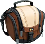Case Logic Compact Camcorder Case DCB-36 - Case camcorder - nylon - brown