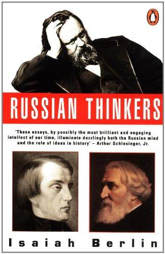 Russian Thinkers (Penguin Philosophy)