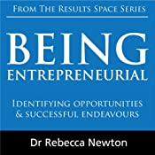 Being Entrepreneurial: Identifying opportunities & successful endeavours | [Rebecca Newton]