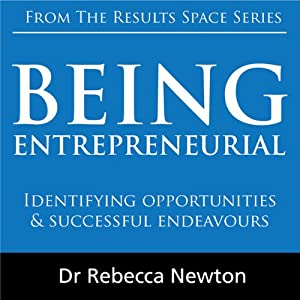 Being Entrepreneurial Audiobook