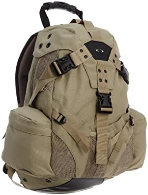 Oakley Icon Backpack Tan Louisiana Bucket Brigade