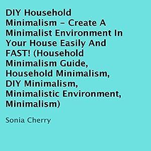 DIY Household Minimalism Audiobook