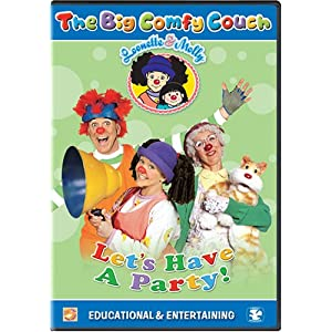 The Big Comfy Couch, Vol. 3 - Let's Have a Party movie