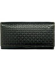 Black Texture Wallet