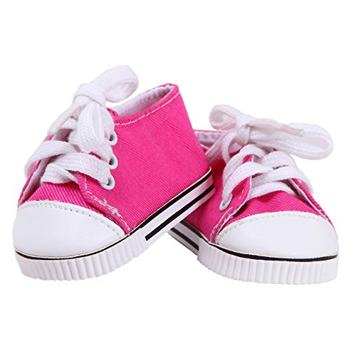 Toy Doll Clothes - Doll Sneakers