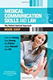 img - for Medical Communication Skills and Law Made Easy: The Patient-Centred Approach, 1e book / textbook / text book