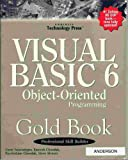 img - for Visual Basic 6 Object-Oriented Programming Gold Book book / textbook / text book