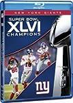 NFL - Super Bowl XLVI (Blu-Ray)