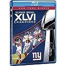 NFL Super Bowl XLVI Champions: 2011 New York Giants [Blu-ray]