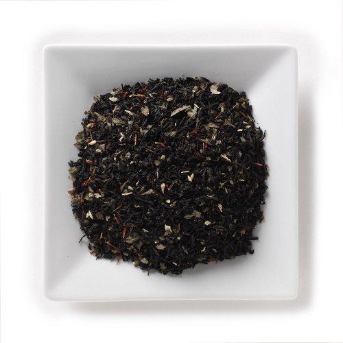 Mahamosa Flavored Black Tea Blend And Tea Filter Set: 2 Oz Irish Rum And Cream Black Tea, 100 Loose Leaf Tea Filters (Bundle- 2 Items)(Tea Ingredients: Black Tea, Coconut Shreds, Wild Strawberry Leaves, Flavoring, Safflower )