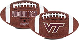 NCAA Virginia Tech Hokies Game Time Full Size Football by Licensed Products