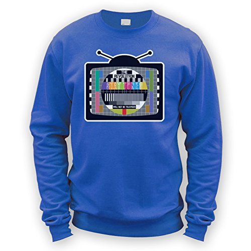 Revolution Not Televised Unisex Test Card Sweater - 8 Colours - S to XXL