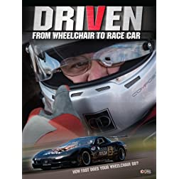 DRIVEN from wheelchair to racecar