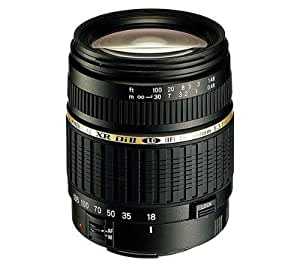 Tamron Auto Focus 18-200mm f/3.5-6.3 XR Di II LD Aspherical (IF) Macro Zoom Lens for Pentax Digital SLR Cameras (Model A14P)
