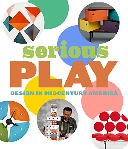 Serious Play Design in Midcentury America [Obniski, Monica - Alfred, Darrin] (Tapa Dura)