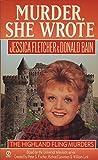 "The Highland Fling Murders (A ""Murder, she Wrote"" mystery)"