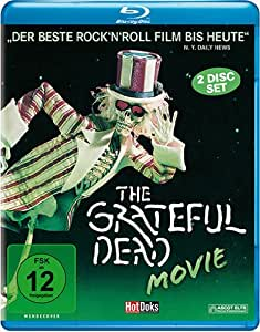 The Grateful Dead Movie - 2-Disc-Set [Blu-ray + DVD]