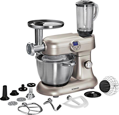 Bomann KM 379 CB, Robot da Cucina