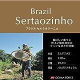 量り売りコーヒー ブラジル セルタオジーニョ100g (豆)