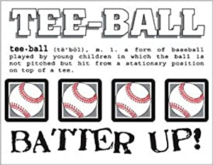 SRM Stickers Say It with Stickers Mini T-Ball Scrapbooking