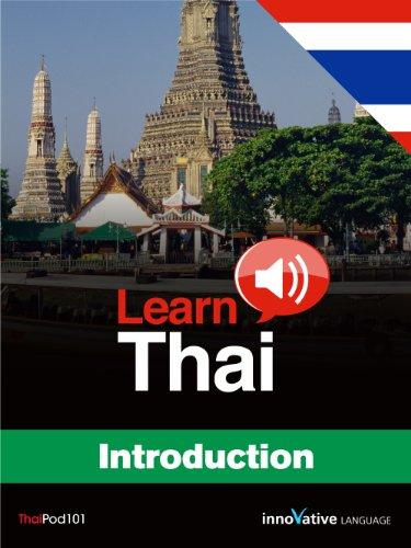 Learn Thai - Innovative Language - Introduction
