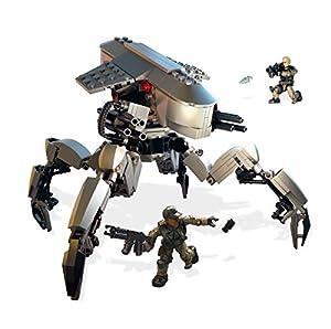Mega Bloks Terminator: Genisys Spider Tank Attack