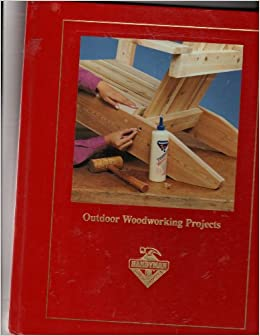 Outdoor Woodworking Books