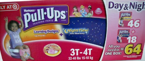 Huggies Pull.Ups Princess Day+ Night Time front-954731