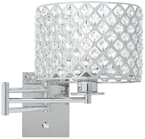 possini-euro-glitz-9-wide-plug-in-swing-arm-wall-lamp