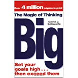The Magic of Thinking Bigby David Joseph Schwartz