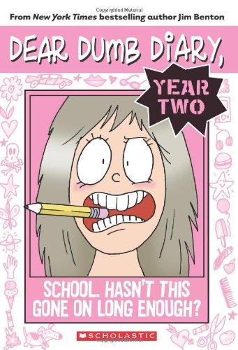 Dear Dumb Diary Year Two - Número 1