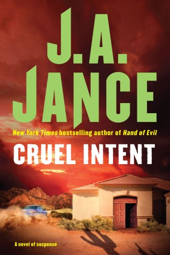 Cruel Intent (Ali Reynolds, #4)