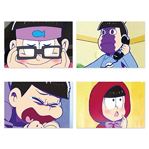 osomatsu-san-funny-face-post-card-set-vol1-c-japan-new-from-japan-new