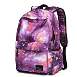 COMEHERE Galaxy Pattern Fashion Style Casual School Travel Laptop Backpack Rucksack Daypack Tablet Bags
