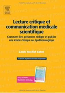 Pour l'enseignement de lecture critique d'article scientifique