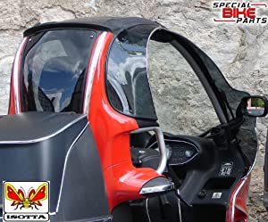 windschutzscheibe bmw c1 roller hinten auto. Black Bedroom Furniture Sets. Home Design Ideas