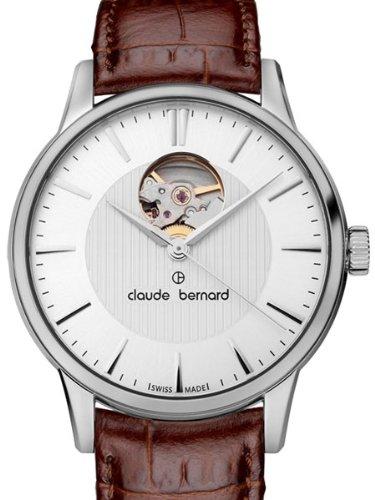 b2e324fe6 Claude Bernard Swiss Made ETA Automatic Open Heart Watch 85017 3 AIN ...