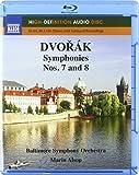 echange, troc  - Symphonies N°7 & N°8 [Blu-ray]
