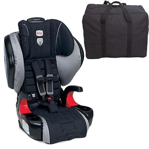 Britax Pinnacle 90 Combination Harness-2-Booster Seat- Manhattan With Carrying Case front-728775