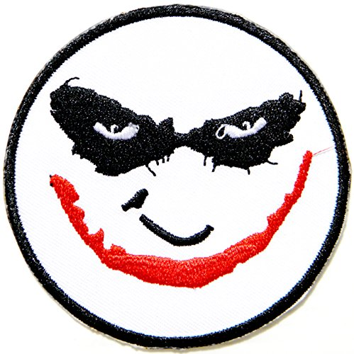 [Joker Batman Superhero Marvel Avengers Cartoon Comics Movie Patch Sew Iron on Embroidered Applique Collection DIY By] (Incredible Hulk Costume Diy)