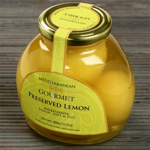 Moroccan Preserved Lemons (10.7 ounce)