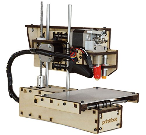 Printrbot社 Simple Maker's 3Dプリンター 組立キット 日本語マニュアル付 米国 No1 2014年MAKE誌 最高ランク オープンソース 高性能で安い 中学校 高等学校 専門