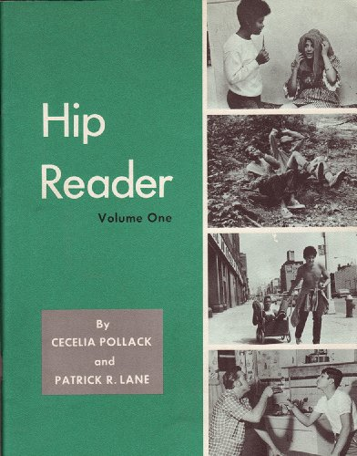 Hip Reader, Volume One, Volume Two, Teacher Manual (Slang Of The 1960s)