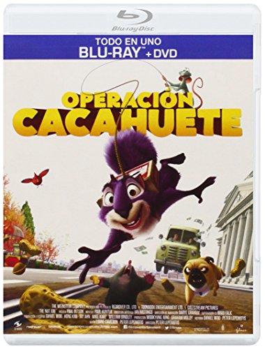 Operación Cacahuete (BD + DVD) [Blu-ray]