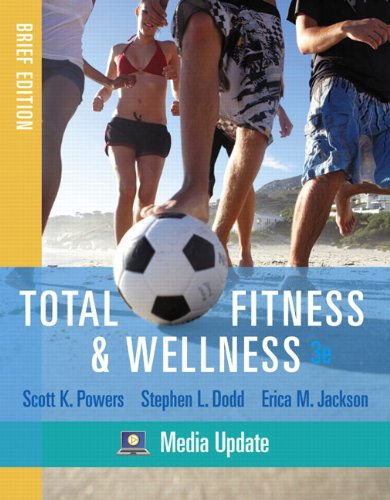 Total Fitness & Wellness, Brief Edition, Media Update...