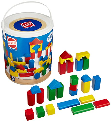 Building block color 100P HEROS tube enters (2012 renewal) HR-1025
